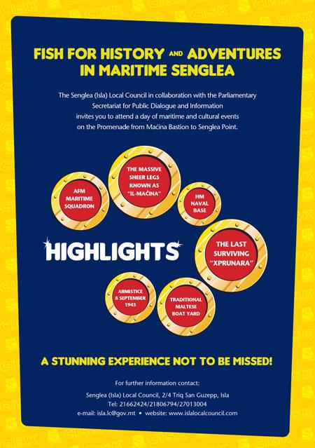 The Senglea Maritime Festival